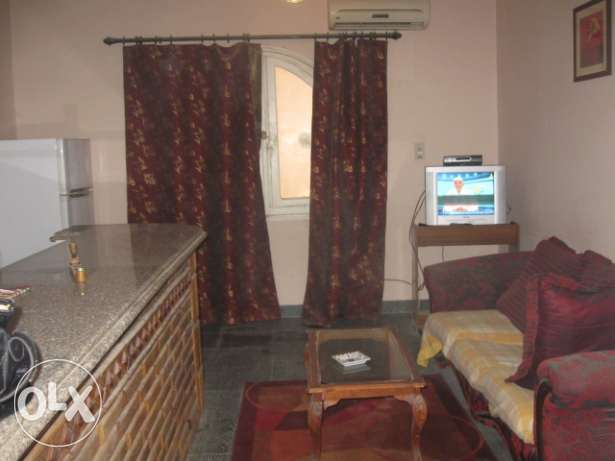 Flat in Kawther, behind bank El Escan. 45 sqm, 1 bedr