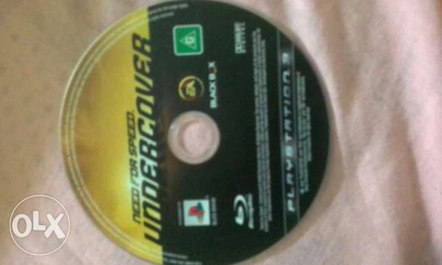 Need for speed ps3 like new
