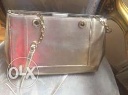 charlize and kieth golden large bag