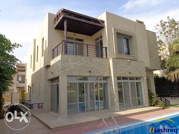 Villa for Rent in allegria El Sheikh Zayed الشيخ زايد -  2