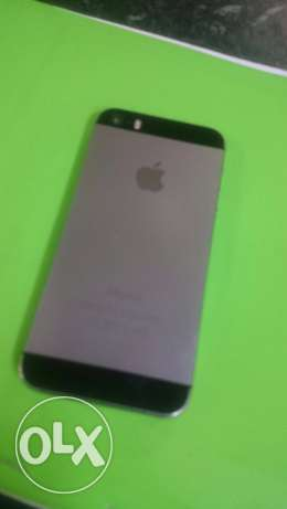iphone 5s 64g gray space البرلس -  5