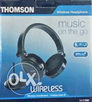 Thomson Wireless Headphone WHP356