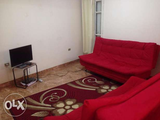 flat for rent in zamalek cozy , clean and lovely