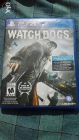 Watch dogs ps4 playstation 4