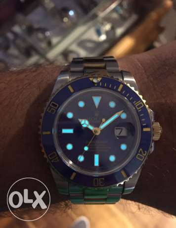 Replica Used Rolex Submariner