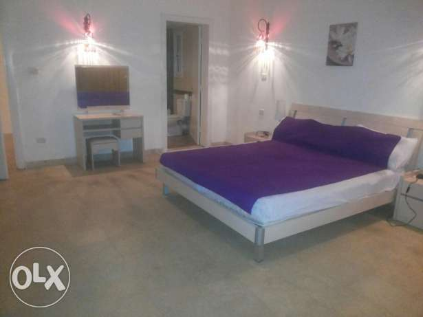 Chalet 3 bed room .sea view