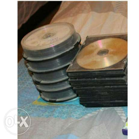 More Than 100 Cd's For Xbox 360