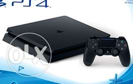 Playstation 4 Brand New