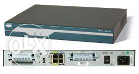 The Cisco 1841 Integrated Services Router