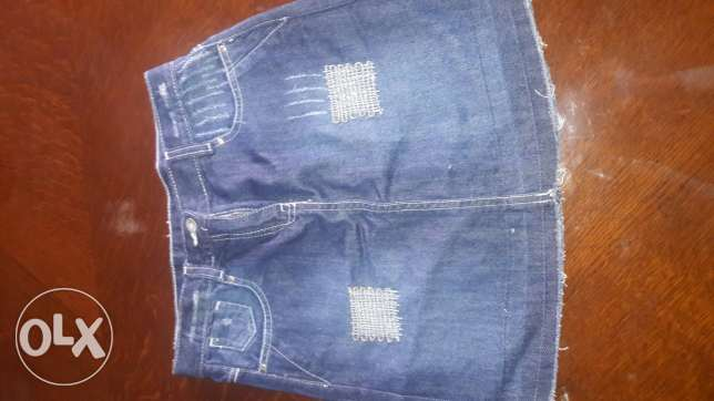 New Jeans skirt size 8years