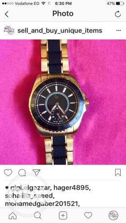 Gc watch for lady
