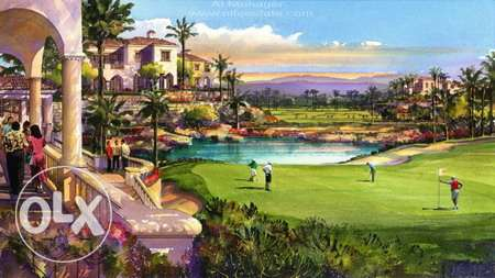 Uptown Cairo Fourteen - Apartment 238m First Row Golf