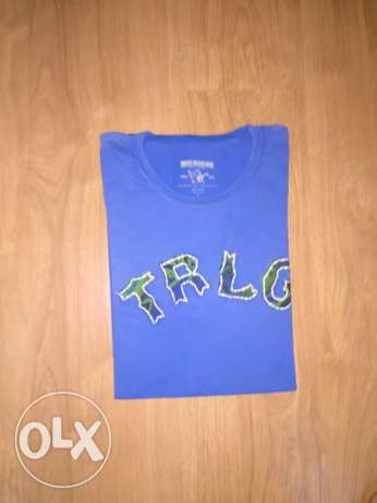 True Religion Blue T-Shirt