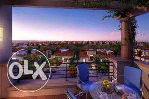 Uptown Cairo Fourteen - (159)m Apartment Golf View Fully Finished