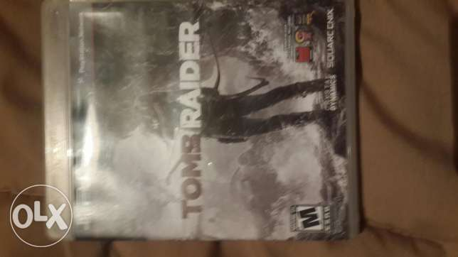 Tomb raider ps3 for sale only