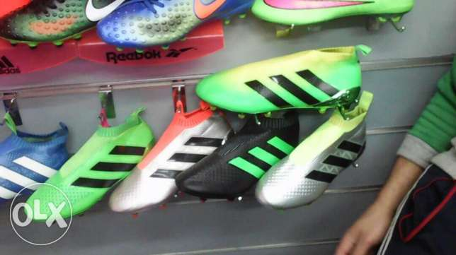 New soccer shoes Adidas