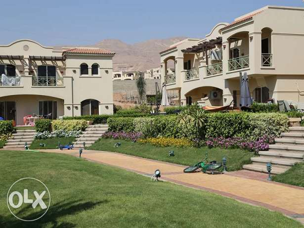 Chalet for Sale with Installment in La Vista 6 Ain Sokhna