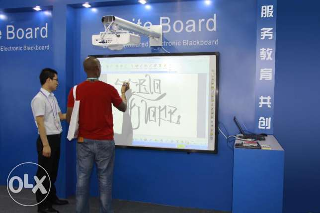 Interactive Whiteboards in Egypt
