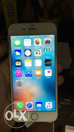 iphone 6 16G full package مدينة نصر -  2