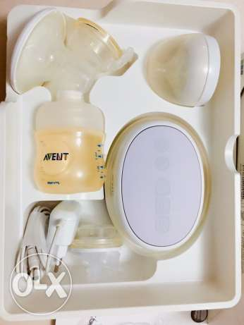 Philips Avent Electric Breast Pump مدينتي -  2