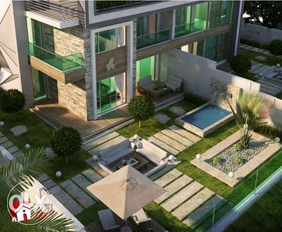 Stand Alone Villa at New Capital City for sale with 500 SQM Midtown