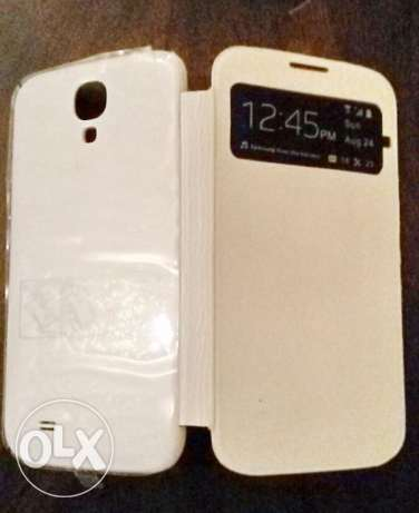 Samsung S4 White Cover