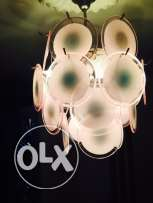 used asfour crystal chandelier