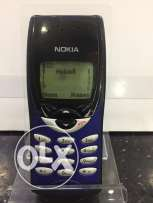 nokia 8210 with charger