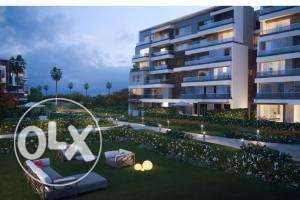 Amazing Apartment 206 M With Garden 114 M For Sale In Compound Capita