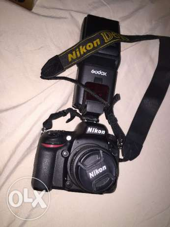 Nikon d610 used for 3 months only مدينة نصر -  3