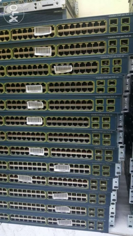Cisco Switch 3560 poe 48 port