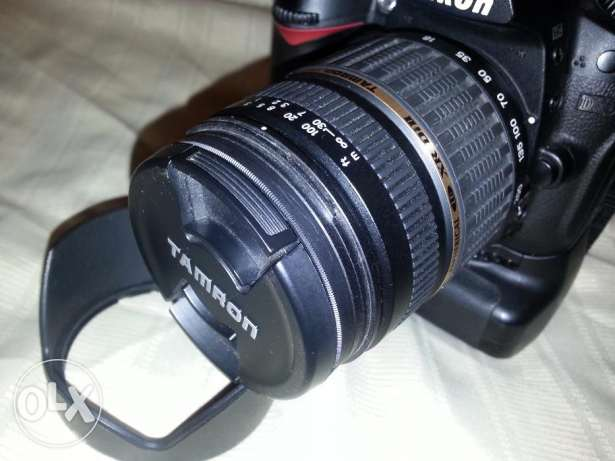 Tamron lens 18-200mm F/3.5-5.6 Macro, Aspherical. For Nikon mount. مصر الجديدة -  2