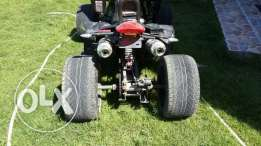 perfect conditions beach buggy