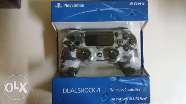 PS4 Wireless Controller Urban Camouflage العباسية -  1
