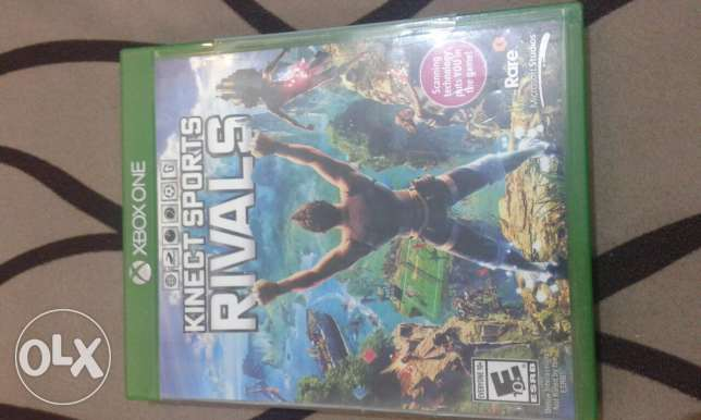 Kinect sport rivals for xbox one