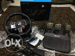 (عجله قياده)Logitech G29 Wheel For Sale