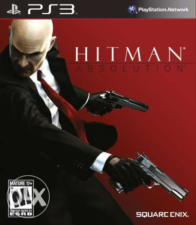hitman absolution ps3 without scratches