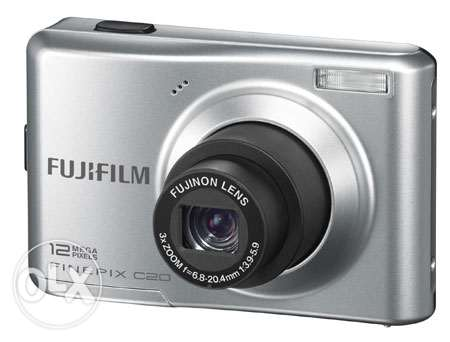 fujifilm finepix c20 12 mp digital camera