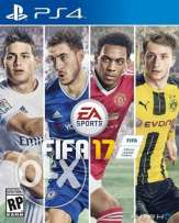 2 FIFA 17 brand New Ps4