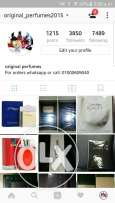 Follow this page for original perfumes