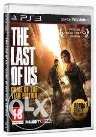 ps3 Last of us for sale or trade