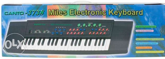 Canto 7N1 Electronic Keyboard