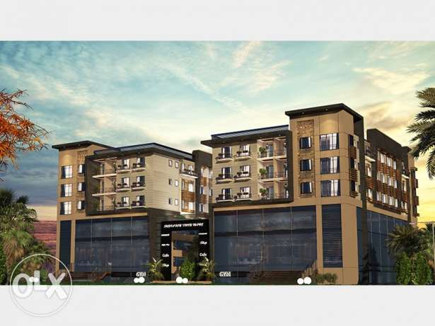 115m Apartments at Sheraton TwinWave -Beside Cairo AirPort