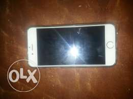 i phone 6 128GB gray with face time with packing ,charger and ha