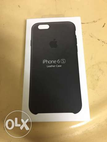 Iphone 6s Cover Original + Screen Protective