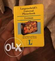 German Phrases Book