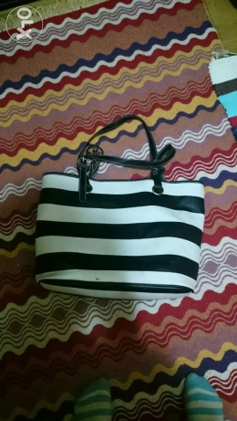 Women's bag in a condition