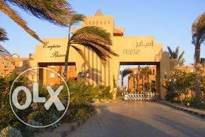 Fully finished Chalet 112 m for sale in Empire resort Ein sokhna