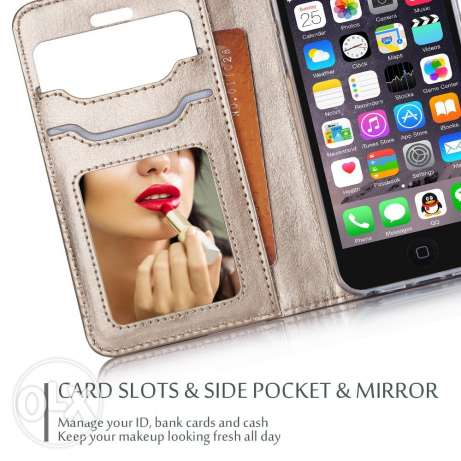 iPhone 7 Plus Wallet Case وسط القاهرة -  7