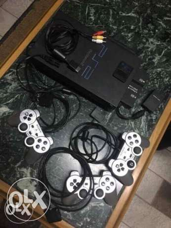 With memory card and multi Tap (4 player ) and 3 Gamepads 95 G.B ha